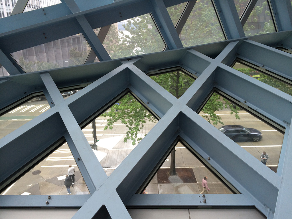 Architourism: Seattle Central Library