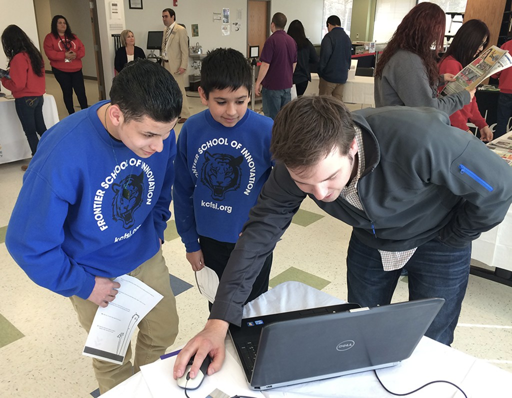 Career Day at Frontier School of Innovation