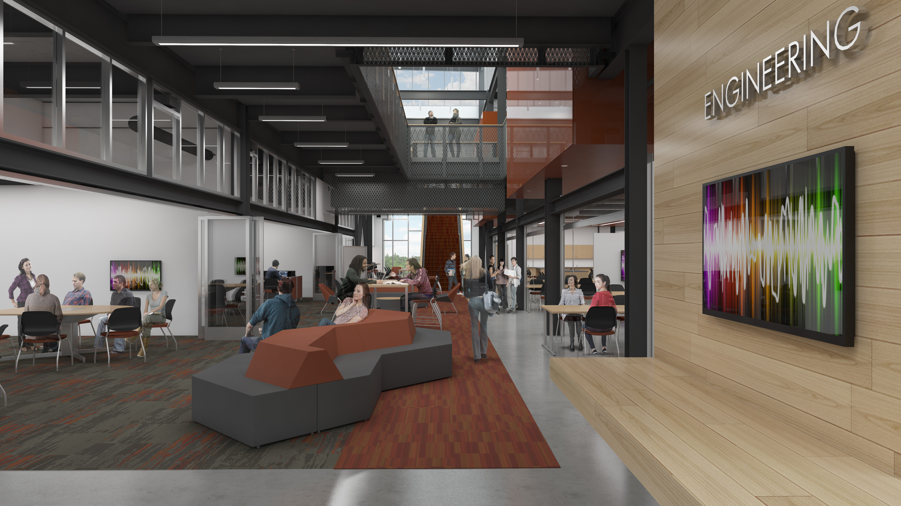 The Missouri Innovation Campus will replicate the modern workplace and promote interdisciplinary collaboration. Learn more about this innovative program at: http://goo.gl/pzrXbO
