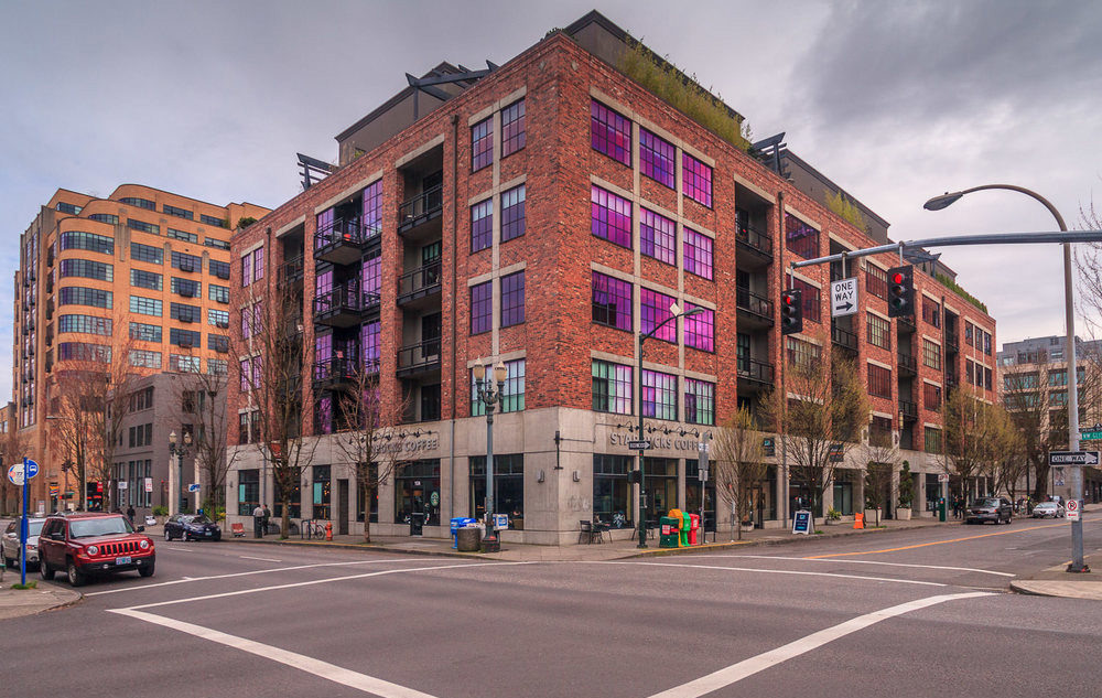 mixed-use lofts in Portland, Oregon