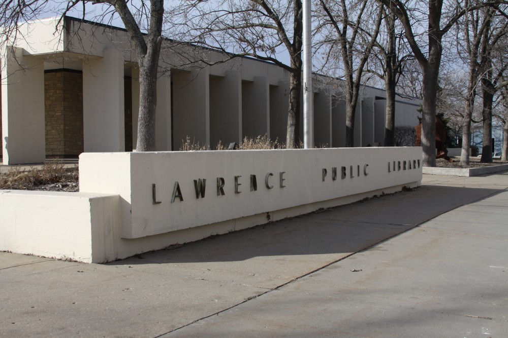 Lawrence Public Library old