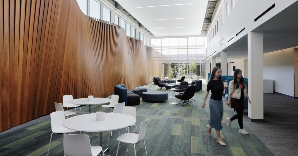 Liberal Arts Learning in 21st-Century Spaces